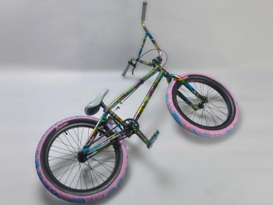 Madmain Splatter Fuel 20 Inch Bmx Bike Dewitt Bikeworks