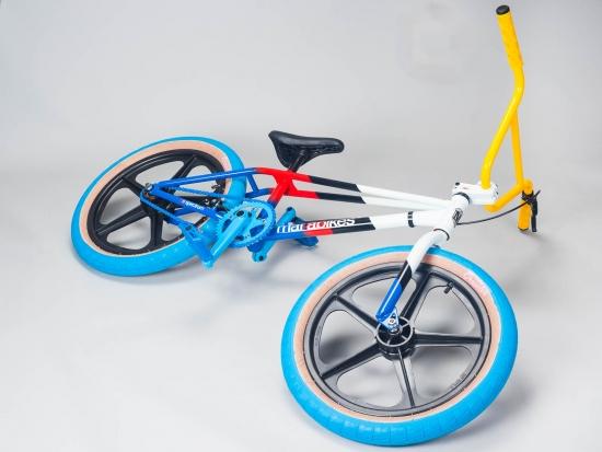 OS Spectrum BMX bike - Dewitt Bikeworks